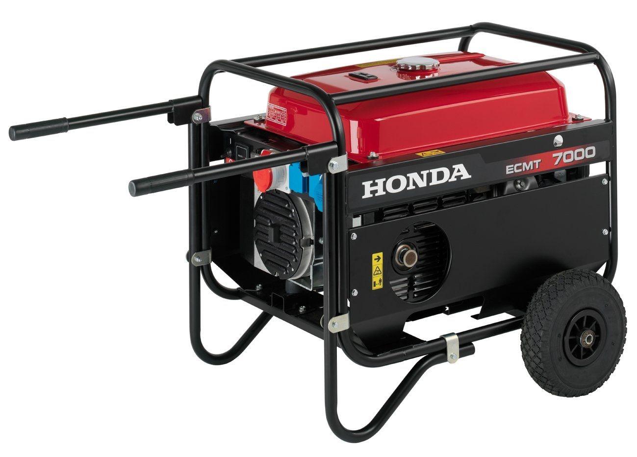 Groupe électrogène Honda ECMT 7000 4a22ba6ebab2